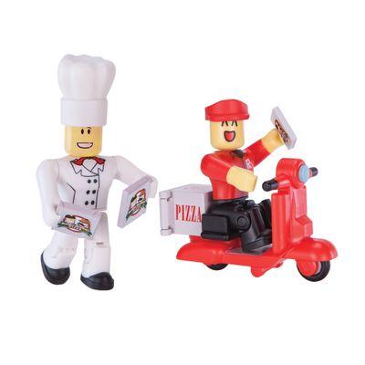 Playset-com-Mini-Bonecos---Roblox---Trabalhe-na-Pizzaria---Brinquedos-Chocolate