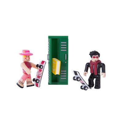 Playset-com-Mini-Bonecos---Roblox---Colegio-Roblox---Brinquedos-Chocolate