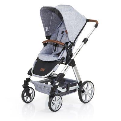 Carrinho-de-Passeio---Condor-4---Graphite-Grey---ABC-Design
