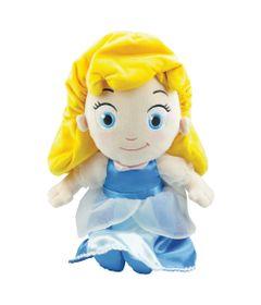 Pelucia-sem-Mecanismo---21-Cm---Princesas-Disney---Cinderela---DTC