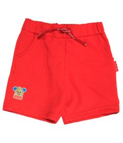 Bermuda-em-Moletinho---Vermelha---Fisher-Price---1