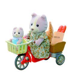 Sylvanian-Families---Passeio-de-Bicicleta-com-a-Mamae---Epoch