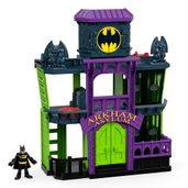 1-Playset-Imaginext---DC-Super-Friends---Arkham-Asylum---Fisher-Price