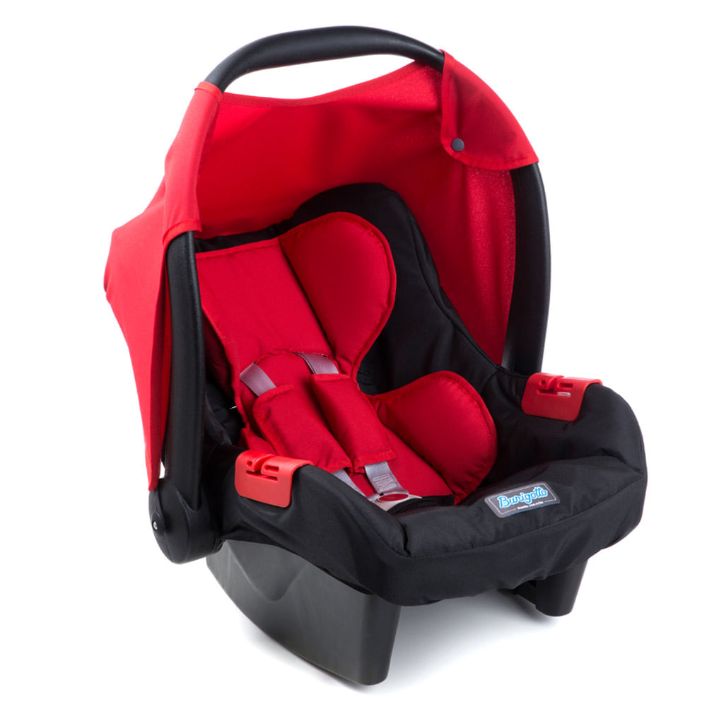 Bebê Conforto - De 0 a 13 Kg - Touring Evolution SE - Red - Burigotto