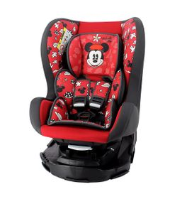 Cadeira-para-Auto-de-0-a-18-Kg---Revo-SP---Minnie-Mouse---Team-Tex---Disney