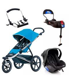 Travel-System-Urban-Glide-Blue-Com-Suporte-e-Base-Isofix-Onyx---Infanti