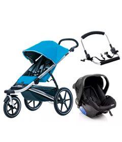 Travel-System-Urban-Glide-Blue-Com-Suporte-Onyx---Infanti---Infanti