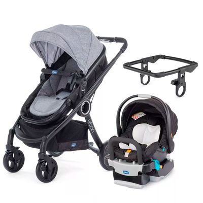 Travel-System-com-Adaptador---Urban-Plus-Keyfit-Night-e-Color-Pack-Plus---Legend---Chicco