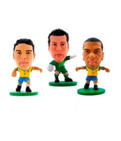 Kit-com-3-Mini-Figuras--–-CBF-Soccerstarz---Creative