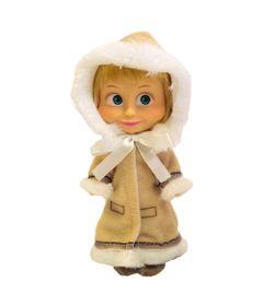 Boneca-sem-Mecanismo---12-Cm---Masha-e-o-Urso---Masha-Estilos---Frio---Sunny