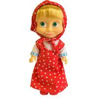 Boneca-sem-Mecanismo---15-Cm---Masha-e-o-Urso---Masha-Cores---Vermelho---Sunny