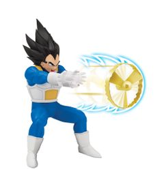 Boneco-com-Mecanismo-e-Lancador---Dragon-Ball-Super---Vegeta-Super-Sayajin---Brinquedos-Chocolate