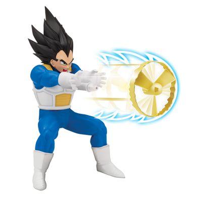 Boneco-com-Mecanismo-e-Lancador---Dragon-Ball-Super---Vegeta-Super-Sayajin---Brinquedos-Chocolate