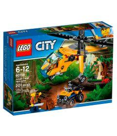 LEGO-City---Helicoptero-de-Carga-da-Selva---60158