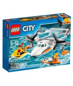 LEGO-City---Hidroaviao-de-Resgate---60164