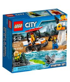 LEGO-City---Starter-Set---Guarda-Costeira---60163