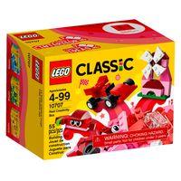 LEGO-Classic---Caixa-de-construcao-Vermelha---10707