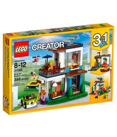 LEGO-Creator---3-em-1---Casa-Moderna---31068