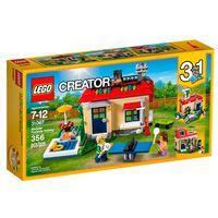 LEGO-Creator---3-em-1---Ferias-na-Casa-da-Piscina---31067