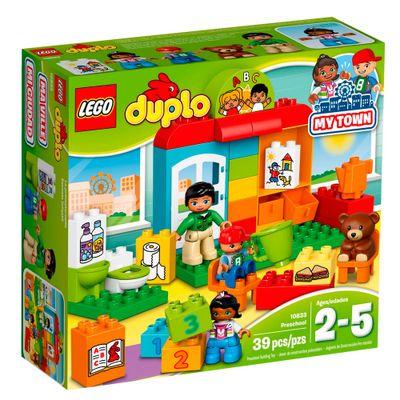LEGO-Duplo---My-Town---35-Pecas---10833