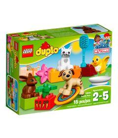 LEGO-Duplo---My-Town---Animais-de-Estimacao---10838