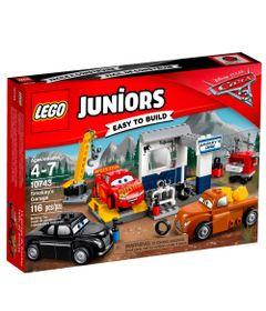 LEGO-Juniors---Disney---Pixar---Carros-3---Garagem-do-Smoke---10743