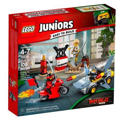 LEGO-Juniors---Ninjago-Movie---Ataque-do-Tubarao---10739