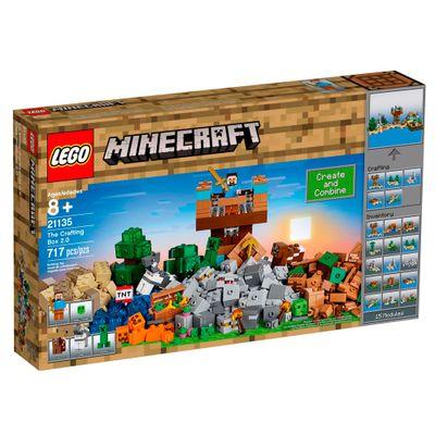 LEGO-Minecraft---Caixa-de-Criacao-Box-2.0---21135