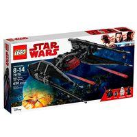 LEGO-Star-Wars---Disney---Star-Wars-Episodio-VIII---Kylo-Ren-TIE-Fighter---75179