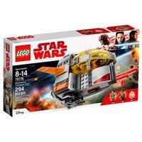 LEGO-Star-Wars---Disney---Star-Wars-Episodio-VIII---Transporte-da-Resistencia---75176
