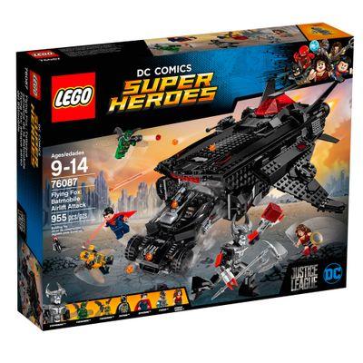 LEGO-Super-Heroes---DC-Comics---Justice-League---Ataque-Aereo---76087