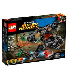 LEGO-Super-Heroes---DC-Comics---Justice-League---Ataque-Noturno-no-Tunel---76086