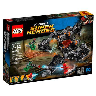 LEGO-Super-Heroes---DC-Comics---Justice-League---Ataque-Noturno-no-Tunel---76086