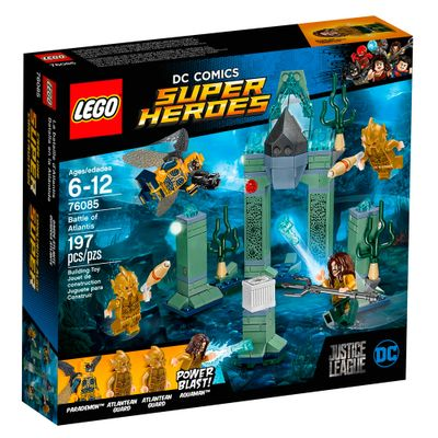 LEGO-Super-Heroes---DC-Comics---Justice-League---Batalha-em-Atlantis---76085