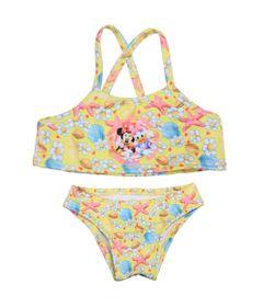 Biquini-Infantil---Minnie-Mouse---Amarelo---Disney---1
