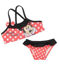 Biquini-Infantil---Minnie-Mouse---Vermelho-e-Branco---Disney---1