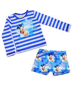 Conjuntinho-Infantil---Mickey-Mouse---Azul-e-Branco---Disney---1