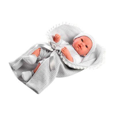 Boneca-Bebe---41-Cm---Elegance---Baby-Paul---Novabrink