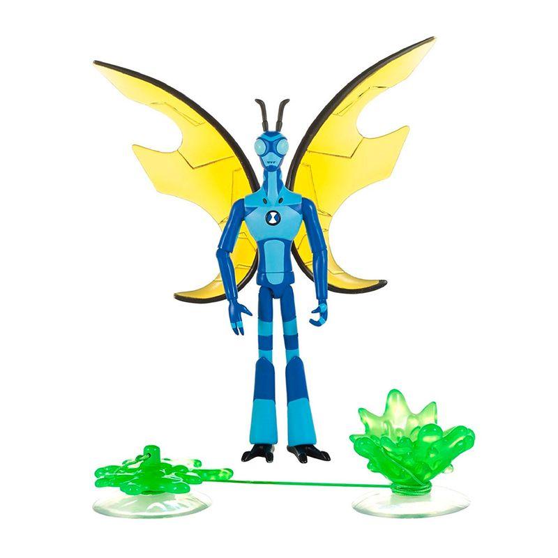 1b2bb4e5ce Mini Figura Articulada 10 Cm - Ben 10 - Stinkfly - Sunny - Ri Happy  Brinquedos