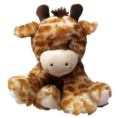 Pelucia-20-Cm---Bichinhos-com-Laco---Girafa---New-Toys