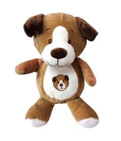 Pelucia-25-Cm---Bichinhos-Barriguinha-Bordada---Cachorrinho---New-Toys