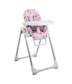 Cadeira-de-Alimentacao-Reclinavel---Prima-Pappa---Zero-3---Passarinhos---Rosa---Burigotto