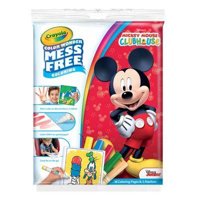 Color-Wonder---Disney---Clube-Mickey-Mouse---5-Canetas---Crayola---FRENTE