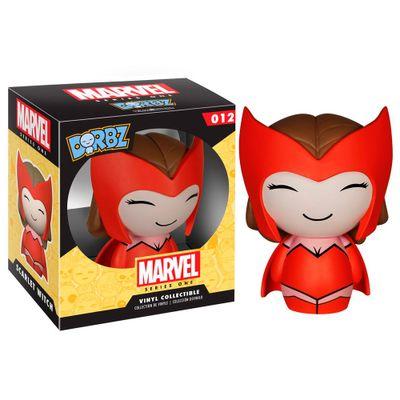 Figura-Colecionavel---Funko-DORBZ---Disney---Marvel---Avengers---Feiticeira-Escarlate---Global-Fantasias