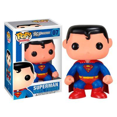Figura-Colecionavel---Funko-POP---DC-Comics---Superman---Global-Fantasias