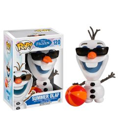 Figura-Colecionavel---Funko-POP---Disney---Frozen---Summer---Olaf---Global-Fantasias