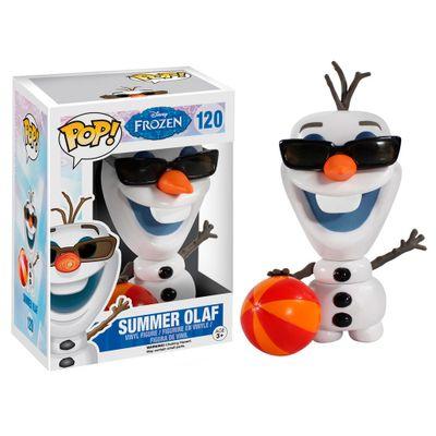 Figura-Colecionavel---Funko-POP---Disney---Frozen---Summer---Olaf---Global-Fantasias
