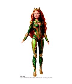 Boneca-Barbie-Colecionavel---Liga-da-Justica---Mera---Mattel---FRENTE