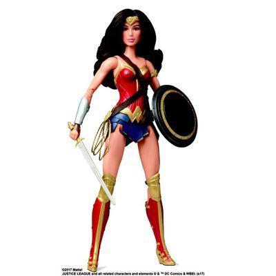 Boneca-Barbie-Colecionavel---Liga-da-Justica---Mulher-Maravilha---Mattel---FRENTE