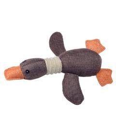 6034---Brinquedos-para-Pet---Natural-Duck---Marrom---Pet-Brink---FRENTE